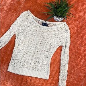 American eagle xs sweater